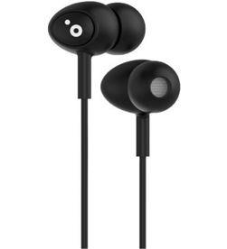 Sunstech POPSBK auriculares intrauditivos pops black - 100-10000hz - micrófono i - 8429015018800