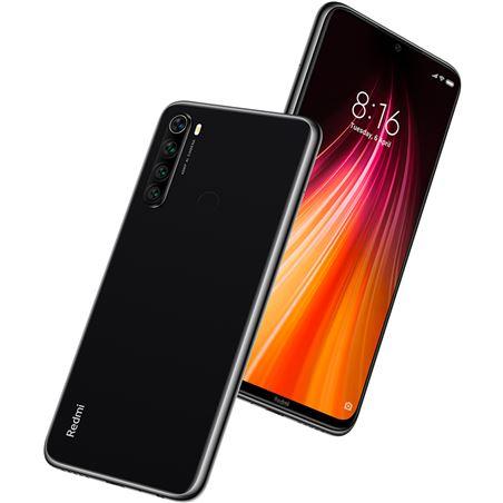 Movil smartphone Xiaomi REDMI NOTE 8 4gb 64gb ds negro - A0029305