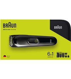 Barbero multigroomer Braun MGK3921 Barberos cortapelos - BRAMGK3921