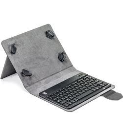 Todoelectro.es funda tablet universal con teclado bluetooth maillon city mtkeybluecb - MAILMTKEYBLUECB