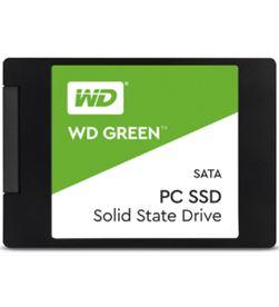 Disco sólido Western digital green WDS480G2G0A - 480gb - sata iii - 2.5''/6. - WD-SSD WDS480G2G0A