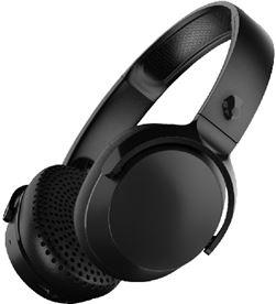 SkullCandy riff negro auriculares on-ear inalámbricos buetooth plegables co RIFF BLACK - +20839