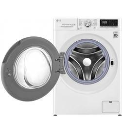 Lg lavadora-secadora F4DN408N0 8/5kg 1400 rpm blanca a - 8806098373772