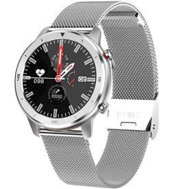 Innjoo -RELOJ VOOM CL SIL reloj inteligente voom classic silver - pantalla 3.38cm - cuantifica - 6928978216725