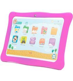 Innjoo -TAB K102 FROSA tablet infantil k102 blanca con marco protector rosa - qc - 1gb ram kids tab 10 - 6928978216565