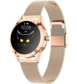 Innjoo VOOM GOLD reloj inteligente - pantalla color 2.6cm - bt 4.0 - cuanti - 6928978216046