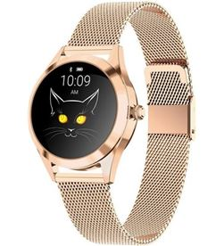 Reloj inteligente Innjoo VOOM GOLD - pantalla color 2.6cm - bt 4.0 - cuanti - 6928978216046