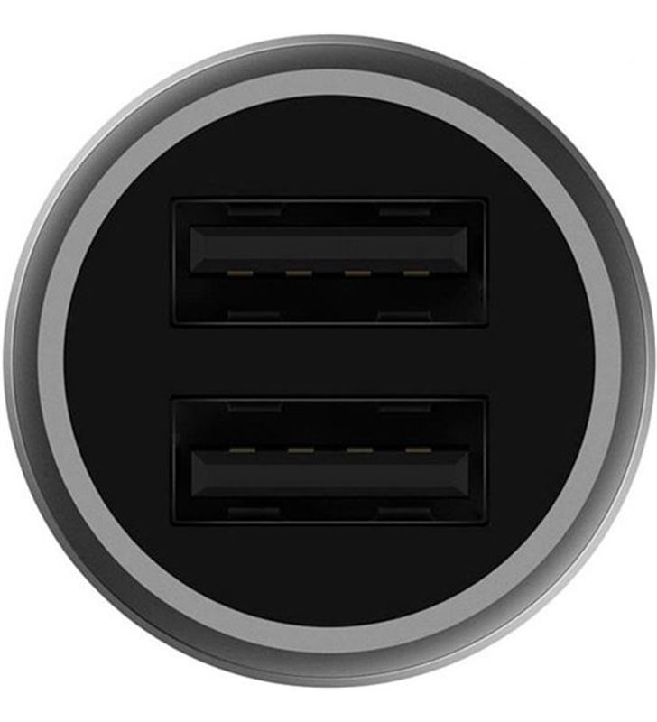 Cargador de coche Xiaomi GDS4104GL - 2*usb / 2* 2.4a / 5v (9v / 2a, 12v / 1 - 71356867_6381010167