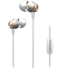 Auriculares intrauditivos pioneer SE-QL2T-G oro - dRivers 10mm - 4-22hz - 1 - PIO-AUR SE-QL2T-G
