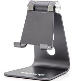 Todoelectro.es soporte para smartphone móvil / tablet tooq ph0001-g gris - almohadillas d - TOO-SOP PH0001-G