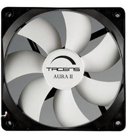 Todoelectro.es ventilador tacens aura ii - 12cm - 1500rpm - 12db 3auraii12 - TAC-VEN AURA II 12CM