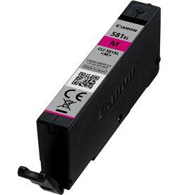 Cartucho tinta magenta Canon cli-581mxl - 8.3ml - compatible según especi 2050C001 - CAN-CLI-581MXL