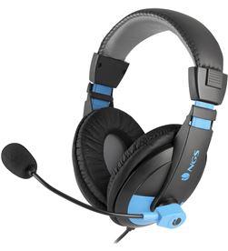 Ngs -AUR MSX9PRO BLUE auriculares diadema msx9 pro blue - estéreo - micrófono cancelaciï¿ msx9problue - NGS-AUR MSX9PRO BLUE