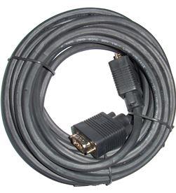 3go CVGA10MM cable vga macho macho - 10 m - 1080p - color negro - 3GO-CAB CVGA10MM