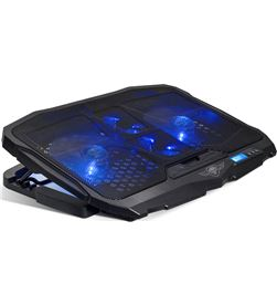 Spirit SOG-REF AIRBLADE 600 BLUE soporte refrigerador of gamer airblade 600 blue - para portátiles sog-ve600bl - SOG-REF AIRBLAD
