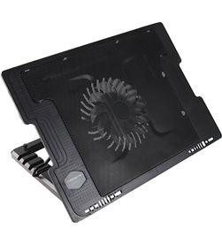 Todoelectro.es ANBC2 soporte refrigerante tacens anima - para portátiles hasta 17''/43.18 - TAC-REF ANBC2