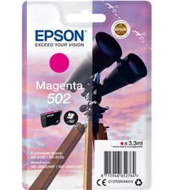 Cartucho tinta Epson 502 - magenta (3.3ml) - binoculares C13T02V34010 - EPS-C13T02V34010