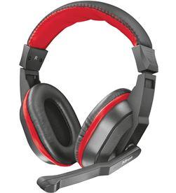 Auriculares con micrófono Trust gaming ziva - micrófono escamoteable al 21953 - TRU-AUR 21953