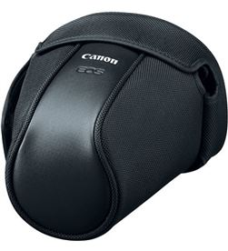 Canon EH27-L negro funda semirrígida fabricada en polipiel para cámara digi - 4549292030785