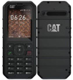 Cat b35 negro telefono movil dual sim 4g muy resistente con camara y blueto B35 NEGRO IMP - 5060472351326
