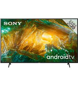 Lcd led 55 Sony KD55XH8096 4k hdr x-reality pro processor x1, android tv - 4548736113770