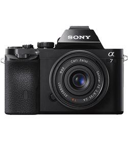 Sony ilce7k alpha 7 cámara réflex 24.3mp + objetivo sel2870 ILCE7KB - +86389