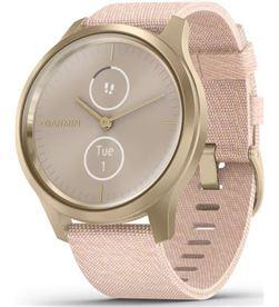 Garmin A0030850 smartwatch sportwatch vivomove 3 style gold f.cardia 010-02240-02 - 010-02240-02