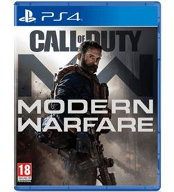 Sony juego ps4 call of duty modern warfare ps4scdm - 5030917285233