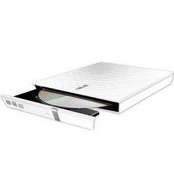 Asus 90-DQ0436-UA221 grabadora externa sdrw-08d2 u lite blanca - lectura / escritura dvd8x - 90-DQ0436-UA221KZ