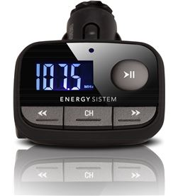 Reproductor  mp3 para coche Energy s. f2 black knight ENRG38460 - 8432426384600