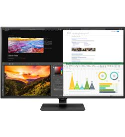 Lg 43UN700-B monitor led multimedia - 42.5''/107.9cm - 3840*2160 4k uhd - 16 - LG-M 43UN700-B