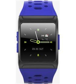 Spc 9632A azul smartwatch smartee stamina bluetooth ipx8 pulsómetro podómet - 8436542857178-0
