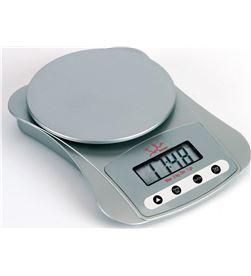 Báscula de cocina Jata 709N - hasta 5kg - precisión 1g - bowl 2l - función - JAT-PAE-BAS 709N