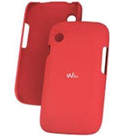 Carcassa Wiko ozzy coral 100917 Accesorios telefonia - 100917