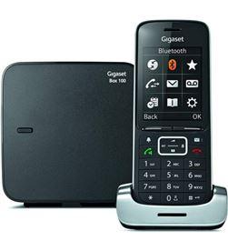 Siemens SL450 teléfono dect gigaset - agenda 500 nombres - pantalla color 6cm - man - 4250366850313