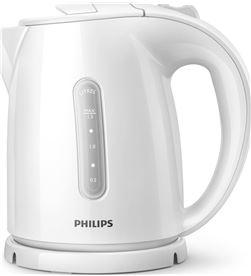 Hervidor de agua Philips daily collection hd4646 blanco - 2000-2400w - 1.5l HD4646/00 - HD464600