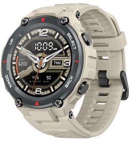Amazfit W1919OV2N reloj inteligente huami t-rex caqui - pantalla 3.30cm amoled - bt - - W1919OV2N