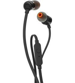 Jbl T110 NEGRO auriculares de botón con micrófono integrado - +94020
