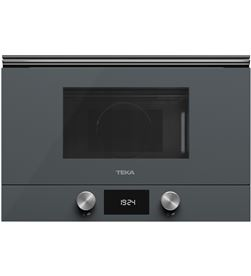 Teka 112030002 micro integrable ml 8220 bis l st stone gray ml8220bislstgra - TEK112030002