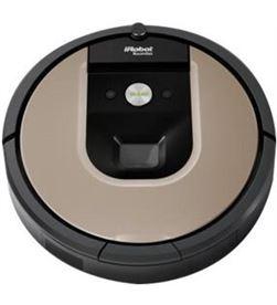 Robot aspirador irobot ROOMBA966 automatico, progr - 0885155011510