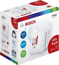 Bosch accesorio pack 16 bolsas de aspiración bbz16gall - BBZ16GALL