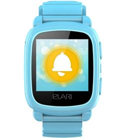 Todoelectro.es elari kidphone 2 azul reloj inteligente smartwatch para niños con localizac kidphone2 azul - +20124