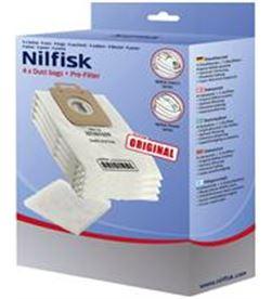 Nilfisk bolsas select (4uds) rf107407639 Aspirador - 107407639