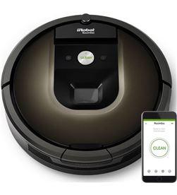 Robot aspirador Irobot roomba 980 - navegación iadapt 2.0 con localizacion R980040 - 885155007339