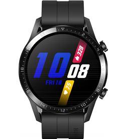 Reloj inteligente Huawei gt 2 sport 46mm matte black - pantalla 3.53cm amol 55024316 - 55024316
