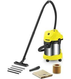 Aspirador seco y humedo Karcher wd3 premium 200w 17l 162984101 - KAR16298410