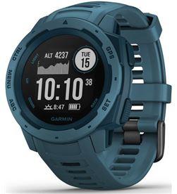 Garmin INSTINCT LAKESI de blue 45mm smartwatch resistente gnss gps ant+ blue - +22046