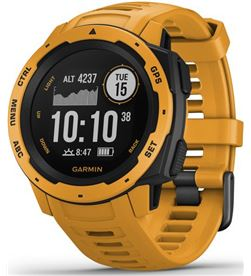 Garmin INSTINCT SUNBURst 45mm smartwatch resistente gnss gps ant+ bluetooth - +22045