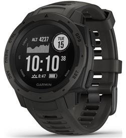 Garmin INSTINCT GRAPHIte 45mm smartwatch resistente gnss gps ant+ bluetooth - +22043