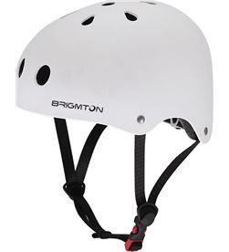 Brigmton BH_1_B casco para scooter bh1 blanco Patinete eléctrico - BRIBH_1_B